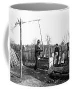 Sharecropper Family, C1900 Coffee Mug