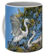 Sharing The Nest Coffee Mug