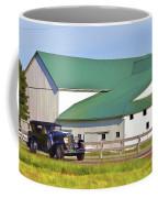 Sharing The Road Coffee Mug