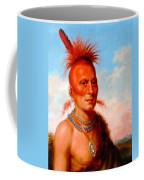 Sharitarish. Wicked Chief. Pawnee Coffee Mug