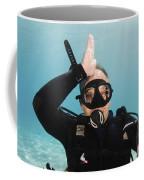 Shark Alert  Coffee Mug