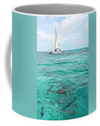 Shark N Sail I Coffee Mug