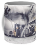 Sharknado Detroit Coffee Mug