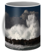 Sharks Cove Crashing Wave Coffee Mug