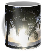Sharks Cove Sunset Coffee Mug