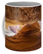 Sharp Curve In A Canyon Coffee Mug