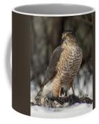Sharp-shin Over Dinner Coffee Mug