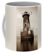 Sharps Island Lighthouse Coffee Mug