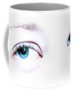 She Knows Coffee Mug