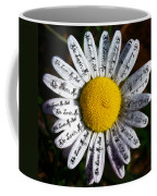 She Loves Me - She Loves Me Not Coffee Mug
