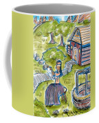 She Made Away Coffee Mug