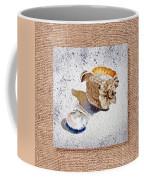 She Sells Sea Shells Decorative Collage Coffee Mug
