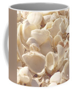 She Sells Seashells Coffee Mug by Kim Hojnacki