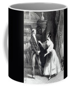 She Then Told Him What Mr Darcy Had Voluntarily Done For Lydia Coffee Mug