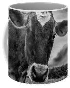 She Wears Her Heart For All To See Coffee Mug by Bob Orsillo