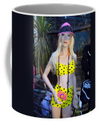 She Wore An Itsy Bitsy Teenie Weenie Coffee Mug