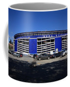 Shea Stadium - New York Mets Coffee Mug by Frank Romeo
