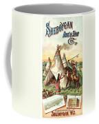 Sheboygan Boots Coffee Mug by Gary Grayson