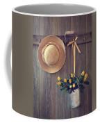 Shed Door Coffee Mug by Amanda Elwell