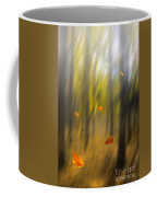 Shed Leaves Coffee Mug