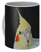 Sheeka The Cockatiel Coffee Mug