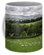 Sheep And More Sheep Coffee Mug