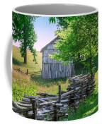 Sheep Barn Coffee Mug