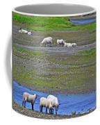 Sheep In Branch-nl Coffee Mug