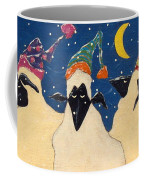 Sheep In Hats Coffee Mug