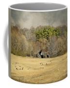 Sheep In The South Coffee Mug by Jai Johnson