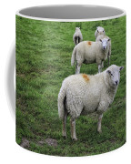 Sheep On Parade Coffee Mug