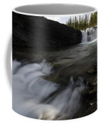 Sheep River Falls Alberta Canada 1 Coffee Mug