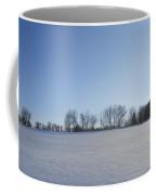 Sheet Of White Coffee Mug