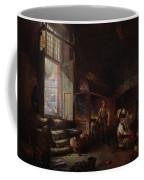 Sheffield Scythe Tilters Coffee Mug