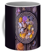 Shell Collecting Coffee Mug