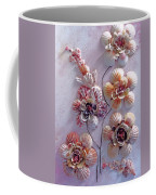 Shell Flowers  No 1  Coffee Mug