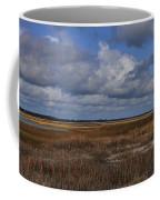 Shell Island To Figure Eight Panorama Coffee Mug