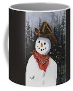 Shelly's Snowman Coffee Mug