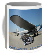Shelter Of Your Wings Coffee Mug