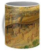 Shelter Under The Cliffs Coffee Mug