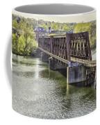 Shelton Derby Railroad Bridge Coffee Mug