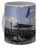 Shem Creek Bar And Grill Coffee Mug