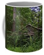 Shenandoah Log Cabin Coffee Mug