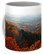 Shenandoah Valley Fall Panorama Coffee Mug