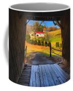 Shenandoah Virginia Covered Bridge Coffee Mug