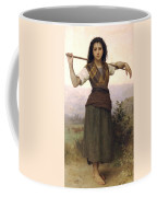 Shepherdess Coffee Mug