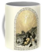 Shepherds And Angel Coffee Mug