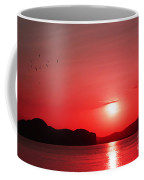 Shepherd's Delight Sunset Coffee Mug