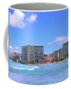 Sheraton And Royal Hawaiian View Coffee Mug