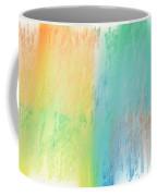 Sherbet Abstract Coffee Mug